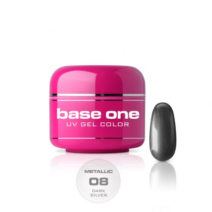 Base One Metallic - 5g - Nagelgel Colors Metallic