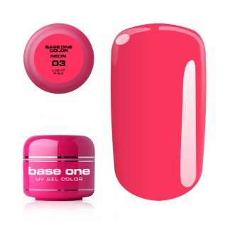 Base One Neon Light Pink- 5g