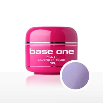 Base One Matt - 5g - Nagelgel Colors Matt