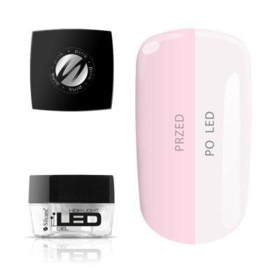 LED Gel - High Light LED Gel - Pink / Rosa