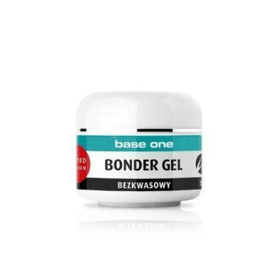 Base One Bonder Gel - Non Acid (Syrafri) - 30g