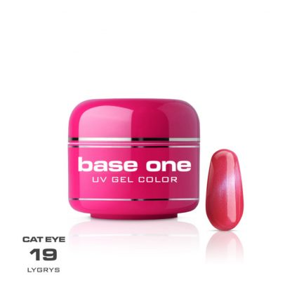 Base One Cat Eye - 5g - Nagelgel Colors Cat Eye