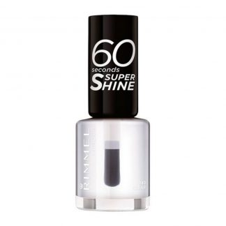 Klar nagellack 60 Seconds Super Shine Rimmel London