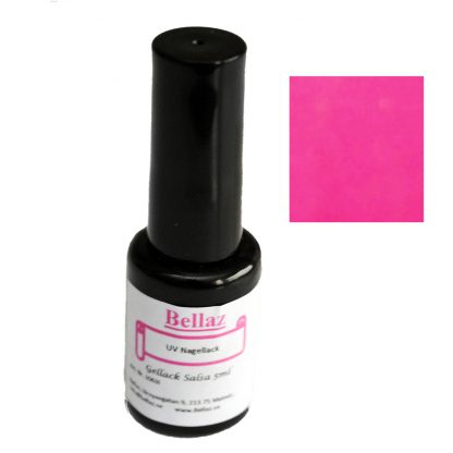 Gellack Rasberry Pie - UV nagellack Rosa 5ml